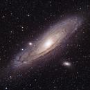 M31 - Andromeda Galaxy,                                Giovanni Farina