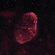 NGC 6888 (Crescent Nebula) HOO narrowband,                                rhedden