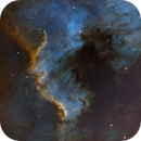 NGC7000 Great Wall SHO,                                Hartmuth Kintzel