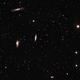 M66 triplete de LEO,                                redman21