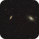 M81 & M82 Bodes's galaxies old data mixed / Canon 100Da + SW 80ED / SW AZ-EQ6& SW EQM-35,                                patrick cartou