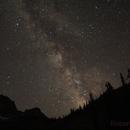 Milky Way Over Middle Cramer Lake,                                Robert Engberg