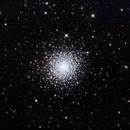 NGC6341 (M92) in LRGB,                                Jose Carballada