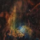 IC405 - SH2-229,                                Philippe BERNHARD