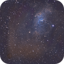 NGC7635 Bubble Nebula in SHO,                                Sean McCully