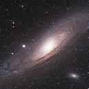 M31 Andromeda Galaxy,                                jamesshannonastro