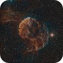 An Angry Jellyfish (IC 443),                                Chris Ford