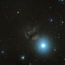 Flame Nebula,                                Marcelo