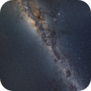 Southern Milky Way,                                Toshiya Arai