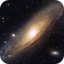 M31 Again! Some lessons learned,                                Bradley Watson