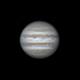 Jupiter September 24, 2014,                                Chappel Astro