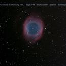 NGC7293 (the eye of god),                                Carsten