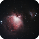 M42 (Orion Nebula),                                pade