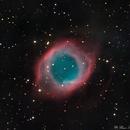 Helix Nebula - (NGC 7293),                                Bruce Rohrlach