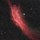 NGC 1499 - California Nebula,                                D. Jung