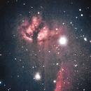 NGC 2024_Flammender Baum oder Flammennebel,                                Silkanni Forrer