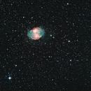 Messier 27 Dumbbell,                                Ade Swash