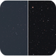 Abell 71. Before and after processing comparison,                                John Corban