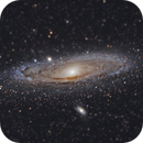 M31 Andromeda Galaxy 20200719 11524s 01.7.3 TS,                                Allan Alaoui