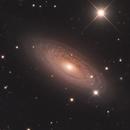 NGC 2841,                                Ola Skarpen SkyEyE