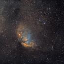 Tulip Nebula - Cygnus X-1,                                Juan Lozano