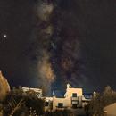 Milky Way in Rhodos,                                Roberto Sartori