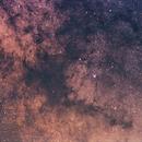 The Pipe Nebula,                                Dom Schepis