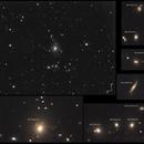NGC 3158 galaxy group,                                László Szeri