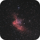 Ngc 7380, La nébuleuse du sorcier,                                OrionRider
