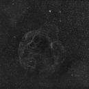 SH2-240 - Spaghetti Nebula - QHY163 - Rokinon 135mm Ha,                                Eric Walden