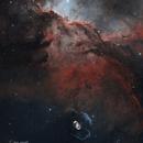 NGC6188 Fighting Dragons of Ara,                                Todd