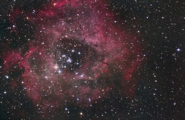 NGC 2237,                                Tomás López