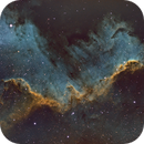 Cygnus Wall in SHO,                                NewfieStargazer