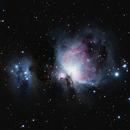 M42 - HDR,                                Clint