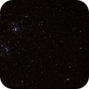 Caldwell 14 (Perseus Double Cluster),                                Justin