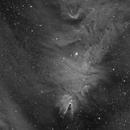 Cone Nebula NGC 2254,                                jeff2011