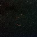 Veil Nebula and NGC 6940,                                gmartin02