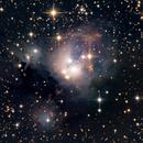 NGC 7129 (LRGB),                                Ruediger