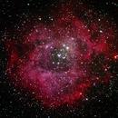 Rosette nebula,                                Janos Barabas