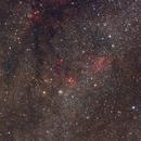 The Bubble-Nebula and its sorroundings in the Cepheus constellation,                                Csilla Tepliczky