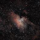 Eagle Nebula,                                Vencislav Krumov