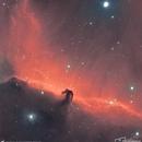 Horsehead nebula and IC 434 HARGB,                                Andres Noriega