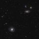 M 77 and NGC 1055,                                Robert Eder