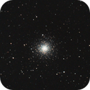 M2 globular cluster,                                Dale Hollenbaugh