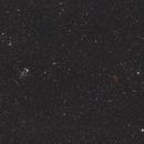 NGC 457 & PK 128-4.1 (Sharpless 2-188),                                PhotonCollector