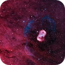 Bipolar Nebula NGC 6164 - NGC 6165,                                Jaime Felipe Ramírez Narváez