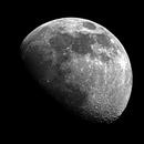 Moon Divertissement - 20200502 - Kelda 135mm F4,                                altazastro