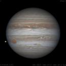 Jupiter - 2017/03/19 5:07 UTC,                                Chappel Astro