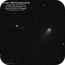 Comet 168P/Hergenrother - Labeled,                                mikebrous