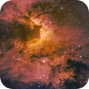 Sh2-155 - The Cave Nebula,                                Jason Guenzel
